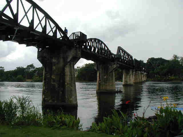 Die Brücke am River Kwai  - The River Kwae Bridge